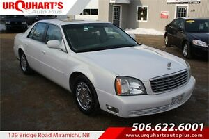 2005 Cadillac DeVille! LOADED! LOW KMS!