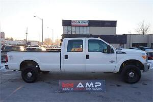 2012 Ford Super Duty F-350 Crew Diesel SRW XLT 4x4 Long