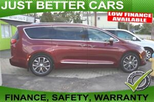 2017 Chrysler Pacifica Limited Limited