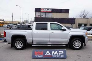 2014 GMC Sierra 1500 4X4 5.3 ALL TERRAIN PKG Leather NAVI BOARD