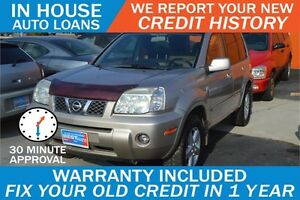 NISSAN X-TRAIL - DRIVE AWAY IN 30 MINS! - HIGH RISK LOANS