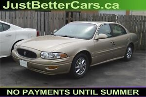 2005 Buick LeSabre Limited -- LEATHER - SUNROOF - QUICK APPROVAL