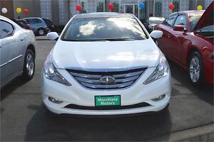 2011 Hyundai Sonata Limited Auto /NAV - Sunroof - Leather