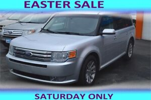 2011 Ford Flex SEL, LEATHER SEATS