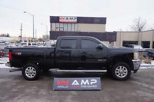 2011 Chev Silverado 2500HD LTZ DIESEL 4X4 SUPER CLEAN AND CHEAP
