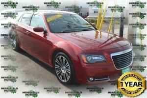 2012 Chrysler 300 S, Sunroof, Leather Seats