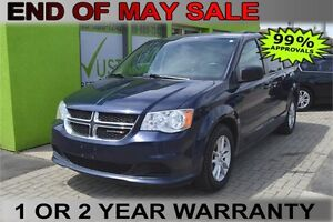 2014 Dodge Grand Caravan SXT - Drive for $60 Weekly, STOW-N-GO