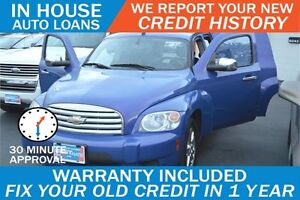 CHEVY HHR LT - HIGH RISK LOANS - APPROVED IN 30 MINUTES!