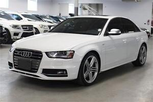 2013 Audi S4 3.0T NAVIGATION/SLINE/BLUETOOTH