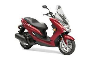 YAMAHA LAVAL : SCOOTER SMAX 155, S MAX, NEUF, ( 20.00 PAR SEM. *