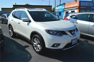 2015 Nissan Rogue SV, SUNROOF, $73 a Week