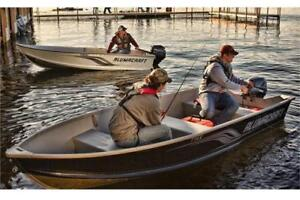AlumaCraft T12V and T14V for sale! Discounted pricing!