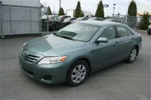 TOYOTA CAMRY 3899$, 4 CYL , TRES PROPRE VITRES ELECT, AC