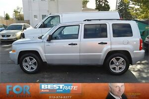 2008 Jeep Patriot Sport - SUNROOF