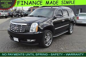 2007 Cadillac Escalade AWD with LEATHER - SUNROOF