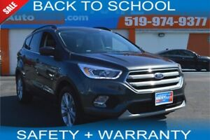 2017 Ford Escape SE EcoBoost 4x4, BLUETOOTH, NAV, BACKUP CAMERA