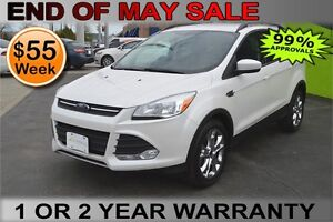 2014 Ford Escape SE, OWN for $55 Weekly - Let Us Finance You!