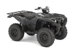 2018 YAMAHA LAVAL : GRIZZLY 700 EPS , RABAIS COSTCO 300.00*