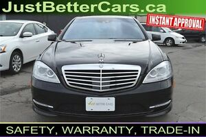 2012 Mercedes-Benz S-Class S 550 - Sunroof - Leather - Loaded