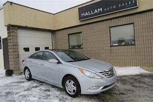 2012 Hyundai Sonata Limited, Nav, Panaramic Roof, Blk Leather