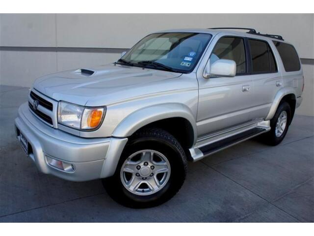 Toyota : 4Runner SR5 3.4L 4X4 2000 TOYOTA 4RUNNER SR5 4X4 LEATHER SUNROOF ALLOY KENWOOD PRICED TO SELL QUICK!!