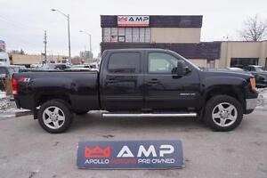 "2011 GMC Sierra 2500HD 20"" WHEELS 4X4 DIESEL DURAMAX LOADED"