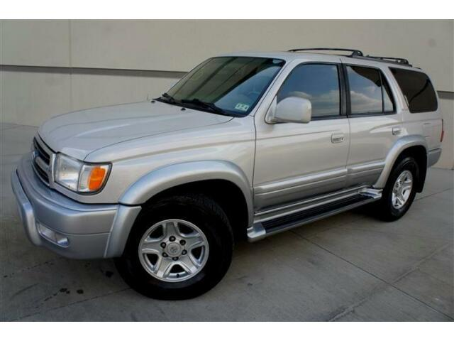 Toyota : 4Runner LIMITED 4WD 2000 TOYOTA 4RUNNER LIMITED 4WD SUNROOF ALLOY WOOD PRICED TO SELL QUICK L@@K!!!!