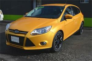 2012 Ford Focus SE is ONLY $33 a week & QUICK APPROVAL!