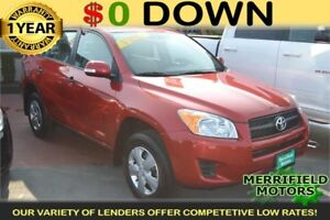 2012 Toyota RAV4 I4 - LOW PAYMENTS OF $56 a week