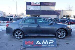 2012 Toyota Camry SE Automatic Leather touch Screen Navi