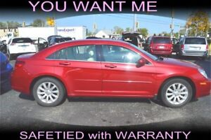 2010 Chrysler Sebring Touring, LEATHER SEATS