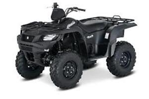 2018 Suzuki 500 King Quad ONLY $8999**