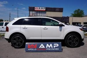 "2013 Ford Edge  Sport Leather Navi FWD Big 20""rims camera skyrof"