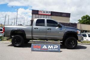 2008 Dodge Ram 1500 SLT LIFTED ALLOYS CREW HEMI 5.7L