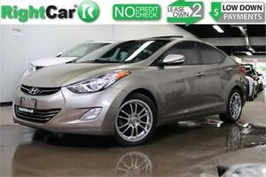 2013 Hyundai Elantra Limited Navi $0dwn/$92bwk - No Credit Check