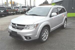 2011 Dodge Journey SXT :::: $55 a week :::: QUICK LOAN APPROVAL!