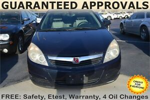 2007 Saturn Aura XE - SUNROOF, LEATHER SEATS