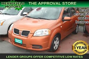 2007 Pontiac Wave --- NEW ARRIVAL!!!