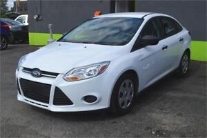 2014 Ford Focus S - Reduced