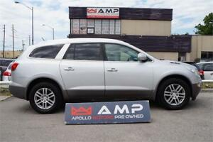 2009 Buick Enclave  7PASS  LEATHER DVD SUNROOF 3 ZONE CLIMATE