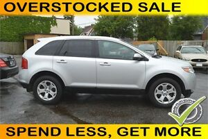 2013 Ford Edge SEL AWD, Yours For $62 Week