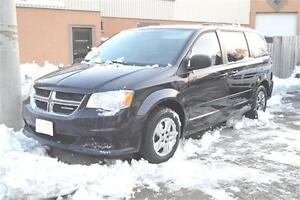 2011 Dodge Grand Caravan EXPRESS with STOW-N-GO