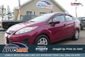 2011 Ford Fiesta SE! Auto! Air! Heated Seats!$41 Weekly Tax Inc!