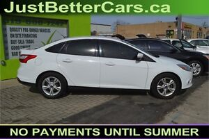 2013 Ford Focus SE -- $49 Weekly -- APPLY WHEN READY