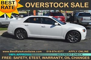 2014 Chrysler 300 300S - leather, nav, sunroof
