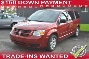 2010 Dodge Grand Caravan SE - STOW-N-GO - NEW ARRIVAL