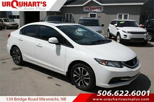 2013 Honda Civic Sdn EX! AUTO! SUNROOF!