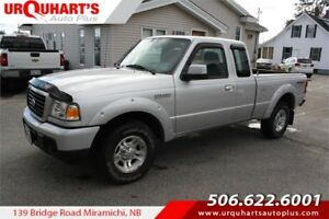 2008 Ford Ranger Sport! ONE OWNER! LOW KMS!