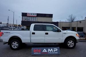 2013 Ford F-150 XLT 4x4 ecoboost v6 6FT BOX