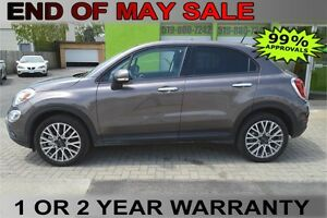 2016 Fiat 500X Lounge, OWN for $69 Weekly - Let Us Finance You!